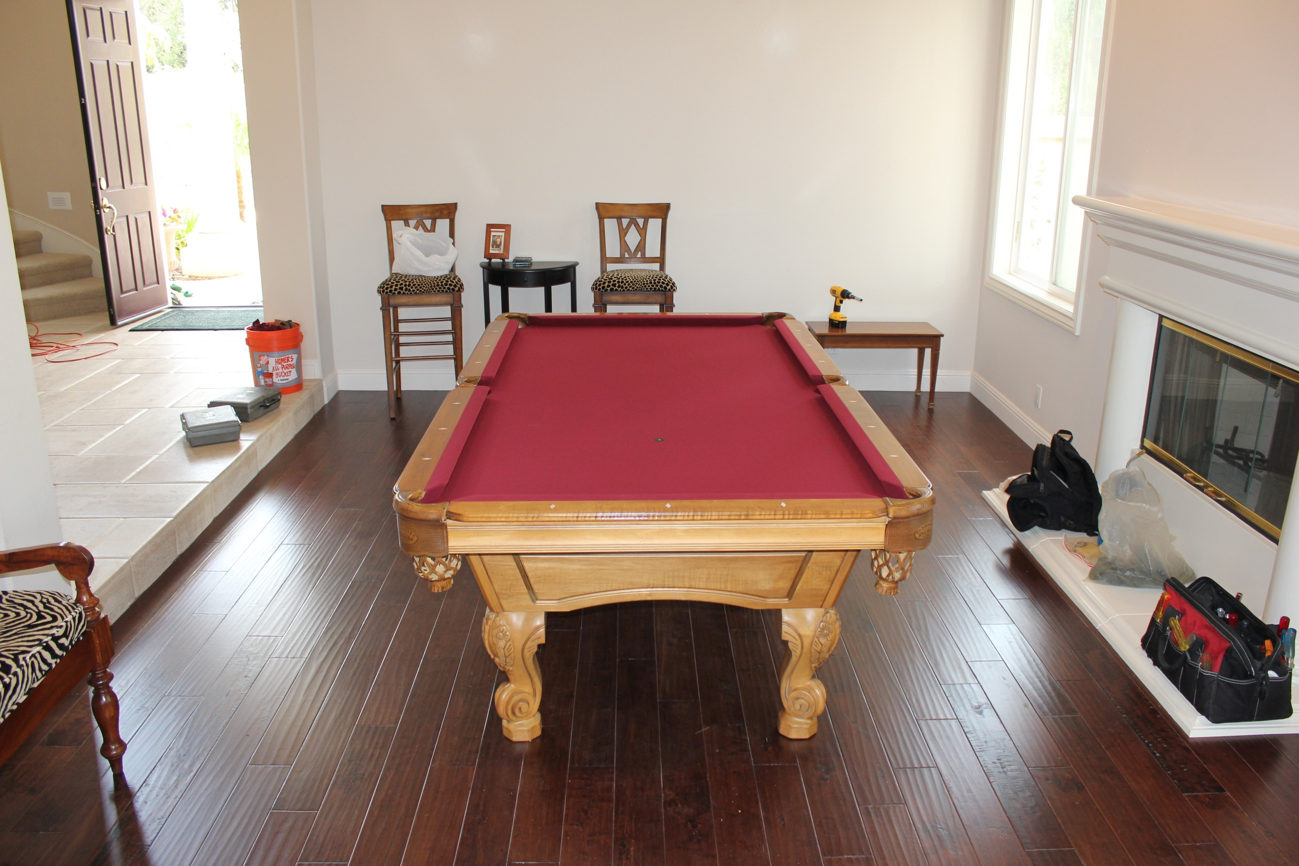 What S The Best Size Pool Table To Have Dk Billiards