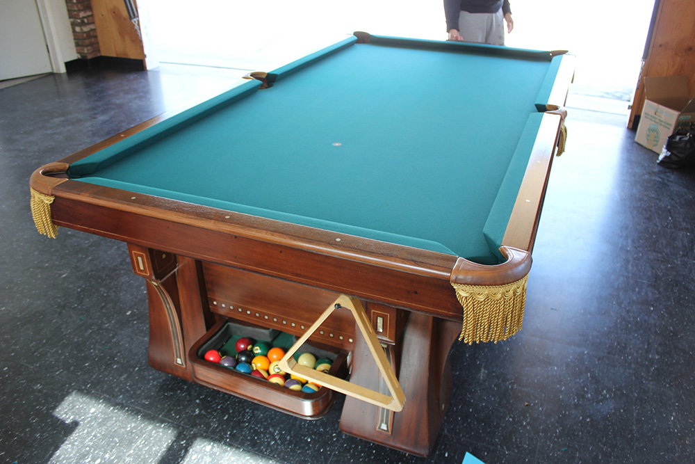 For Your Information Archives Page Of Pool Table Service - Move my pool table