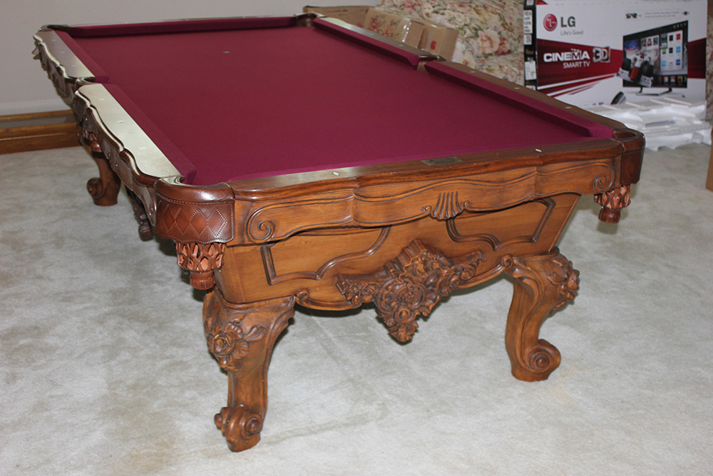 Billiard Table Setup Archives Page Of Pool Table Service - Buy my pool table