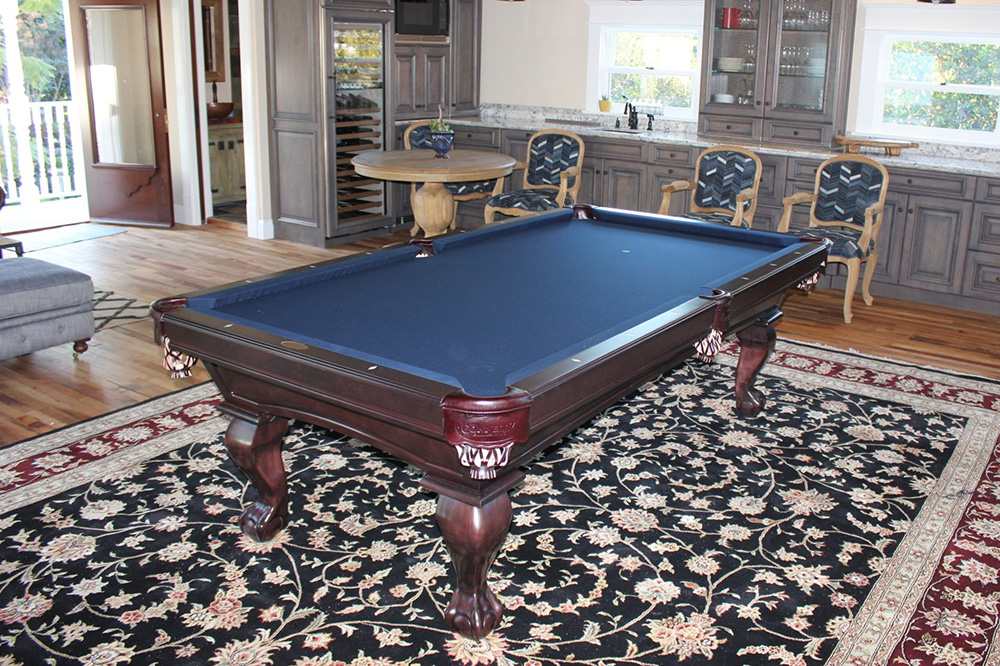Now Getting A Pool Table Upstairs However Thatu0027s Another Feat All Itu0027s Own.  In The Past 20 Years Of Working On Pool Tables I Can Count On One Hand The  ...