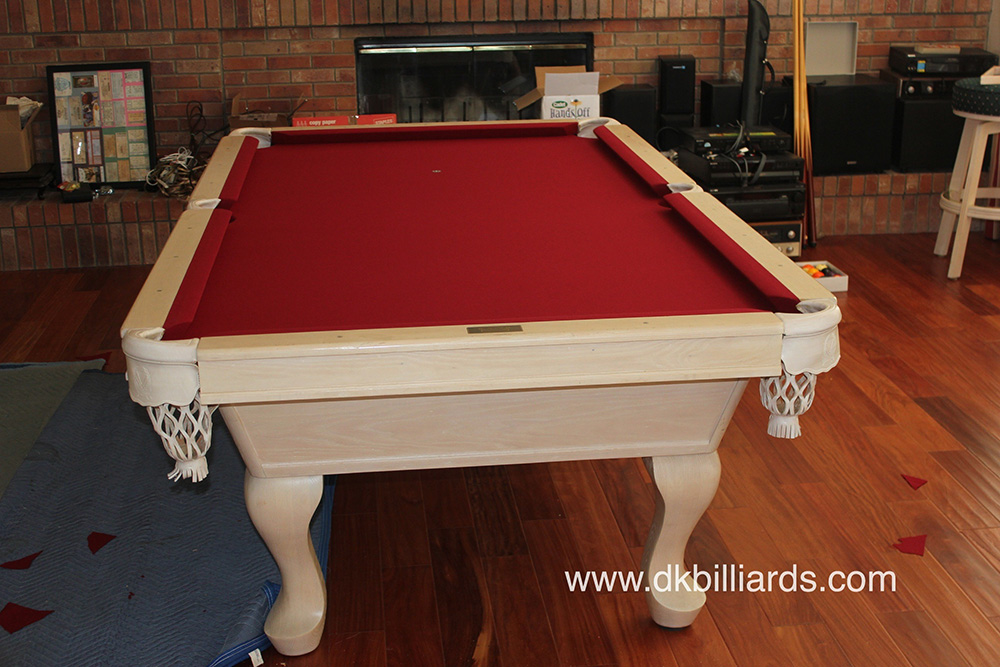 Pool Table King - Beach manufacturing pool table