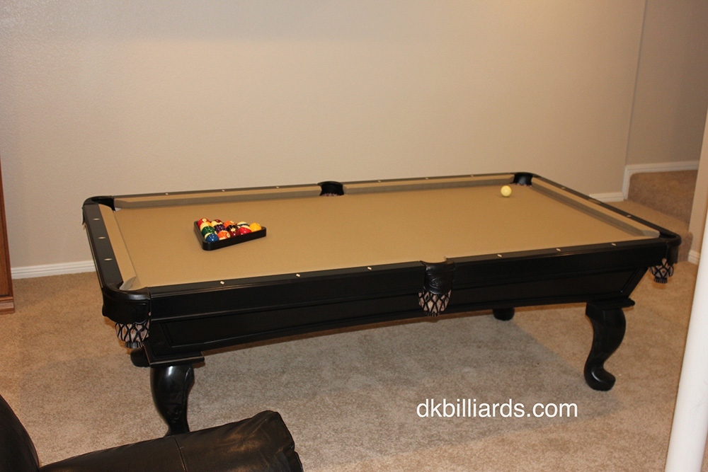 Pool Table Replacement Due To Water Damage Back In 2003, I Installed A Pool  Table For An Orange County Family In Their Yorba Linda, California Home.