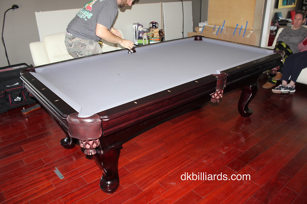 CL Bailey Pool Tables Archives Page Of Pool Table Service - Cl bailey pool table
