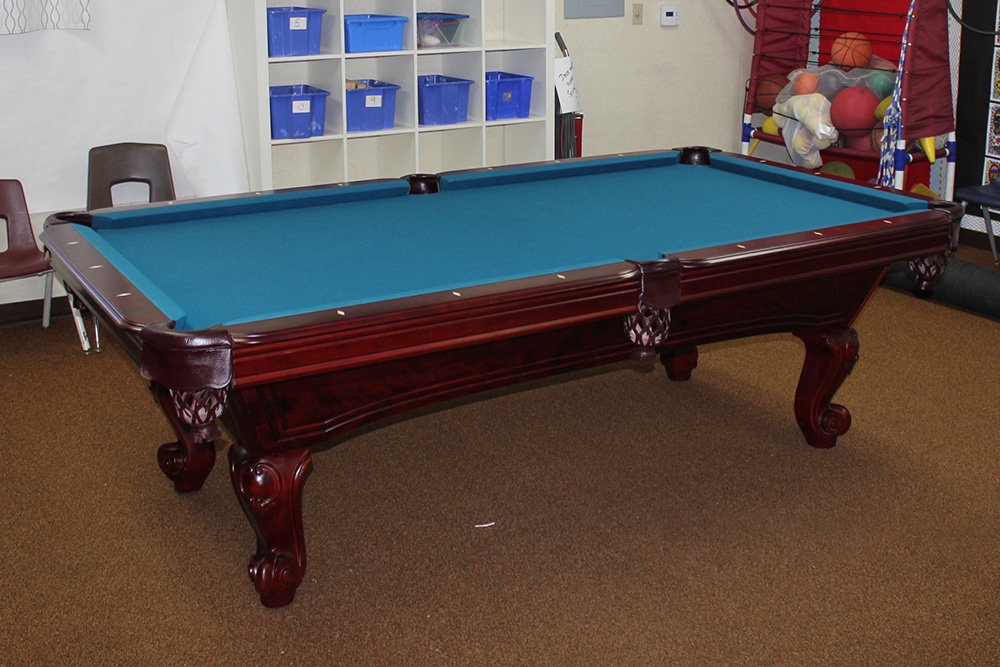 Donating Your Pool Table Pool Table Service Billiard Supply - Pool table movers omaha