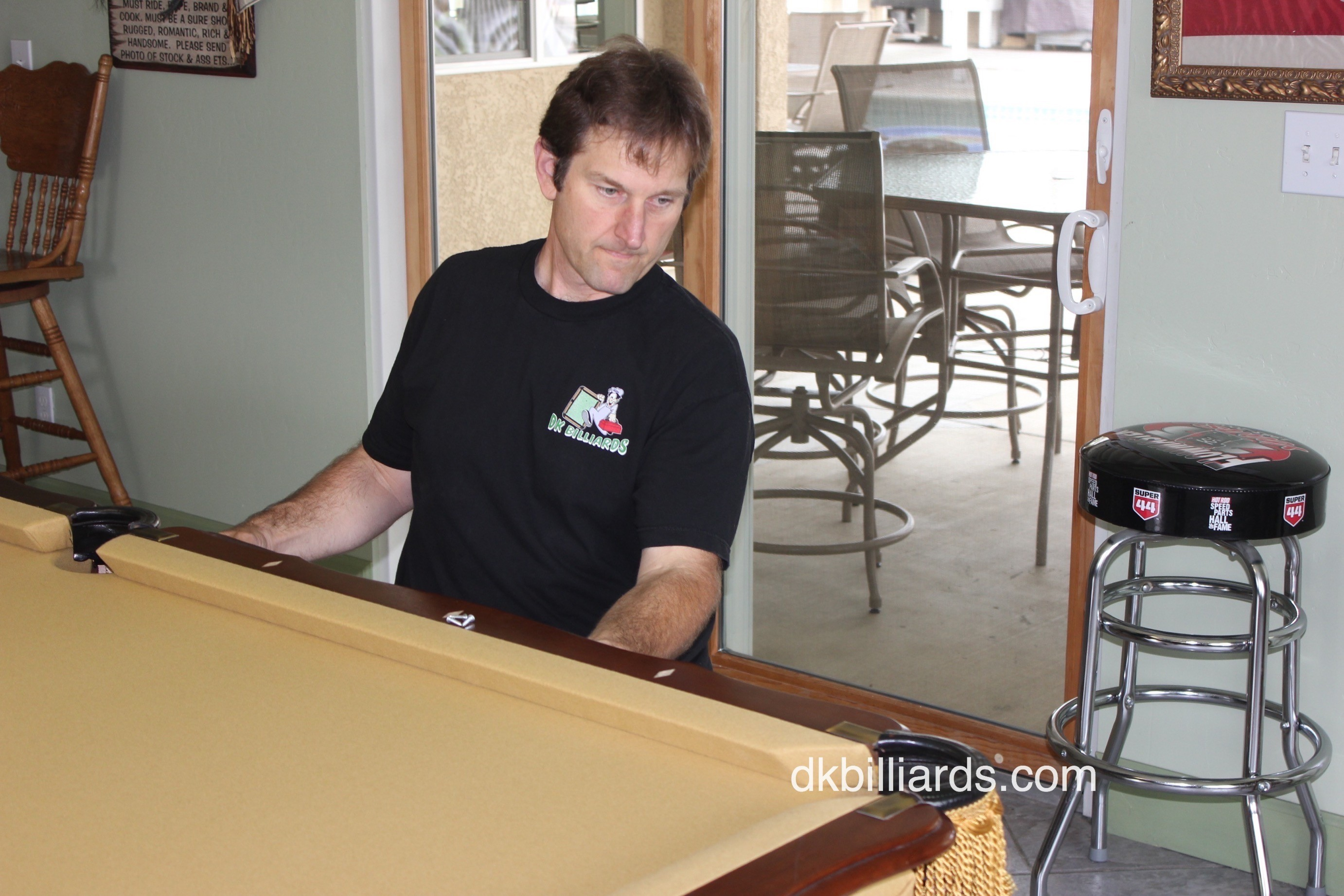 Aging Pool Tables Often Need A Major Overhaul Once They Hit About 35 50  Years Old. Even If The Table Hasnu0027t Been Played On Much Or Still Looks  Perfect, ...