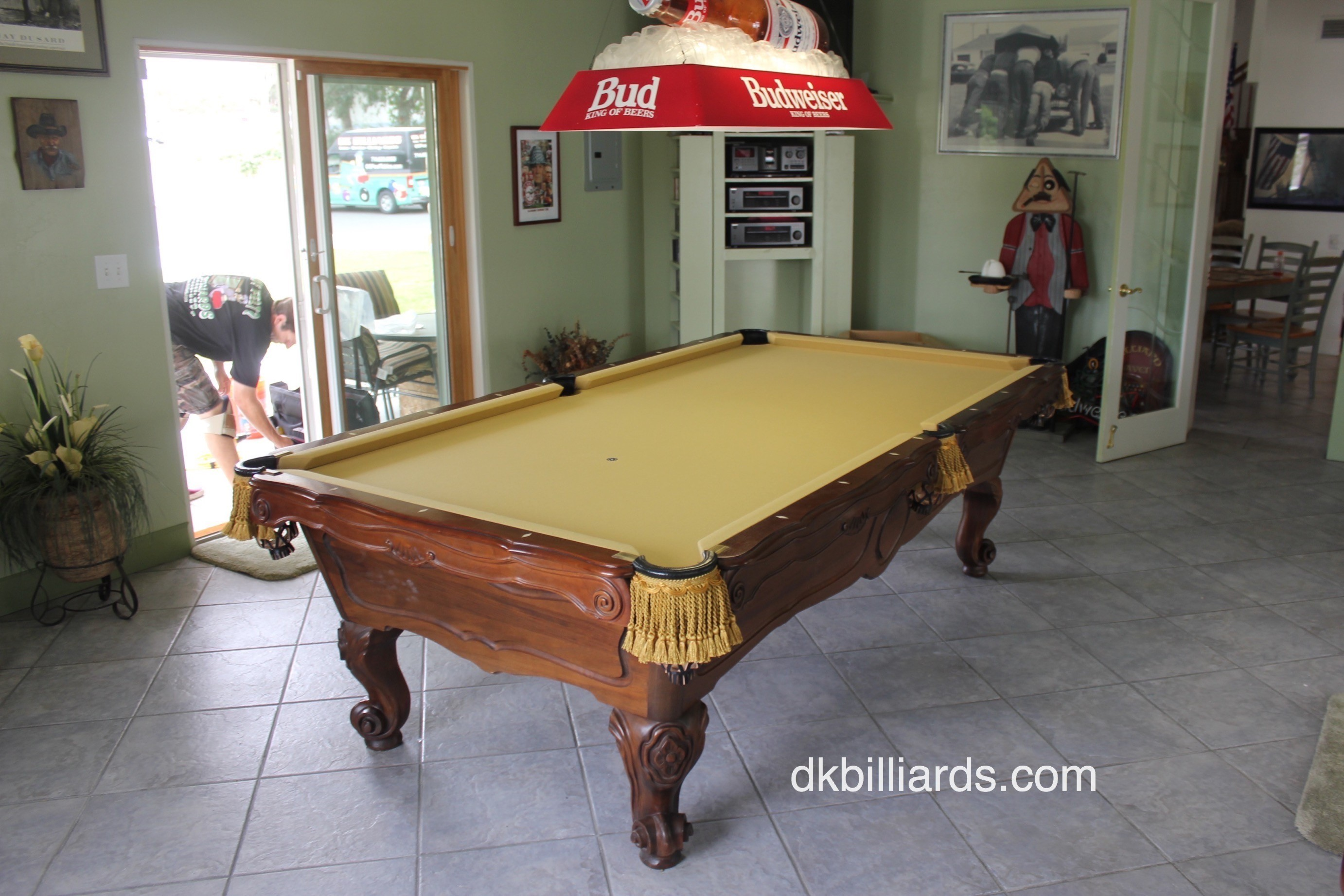 For Your Information Archives Page Of Pool Table Service - Pool table movers new orleans