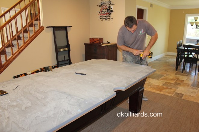 Placing A Pool Table On A Rug Pool Table Service