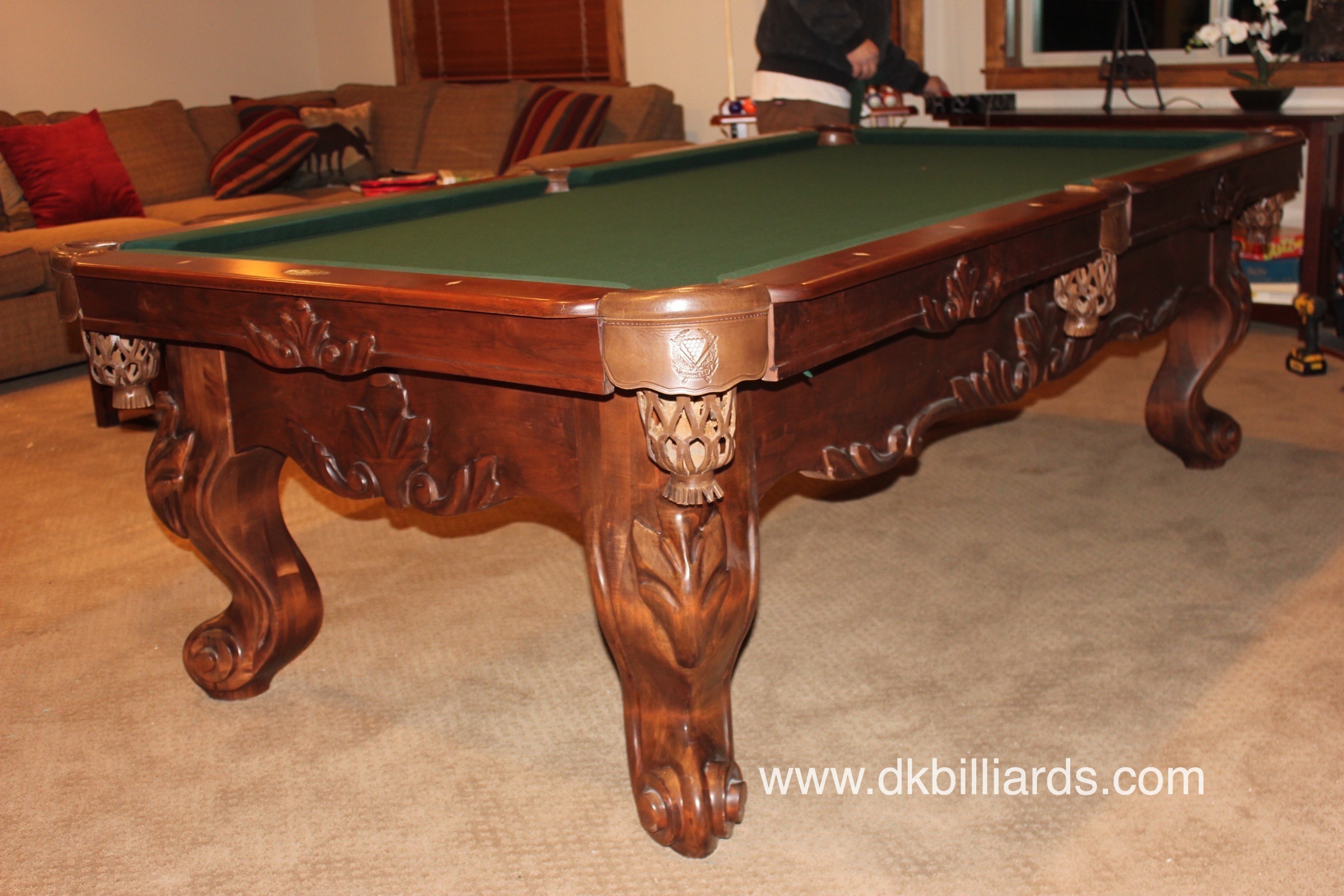 Connelly Pool Tables Archives Pool Table Service Billiard Supply - How to put a pool table together
