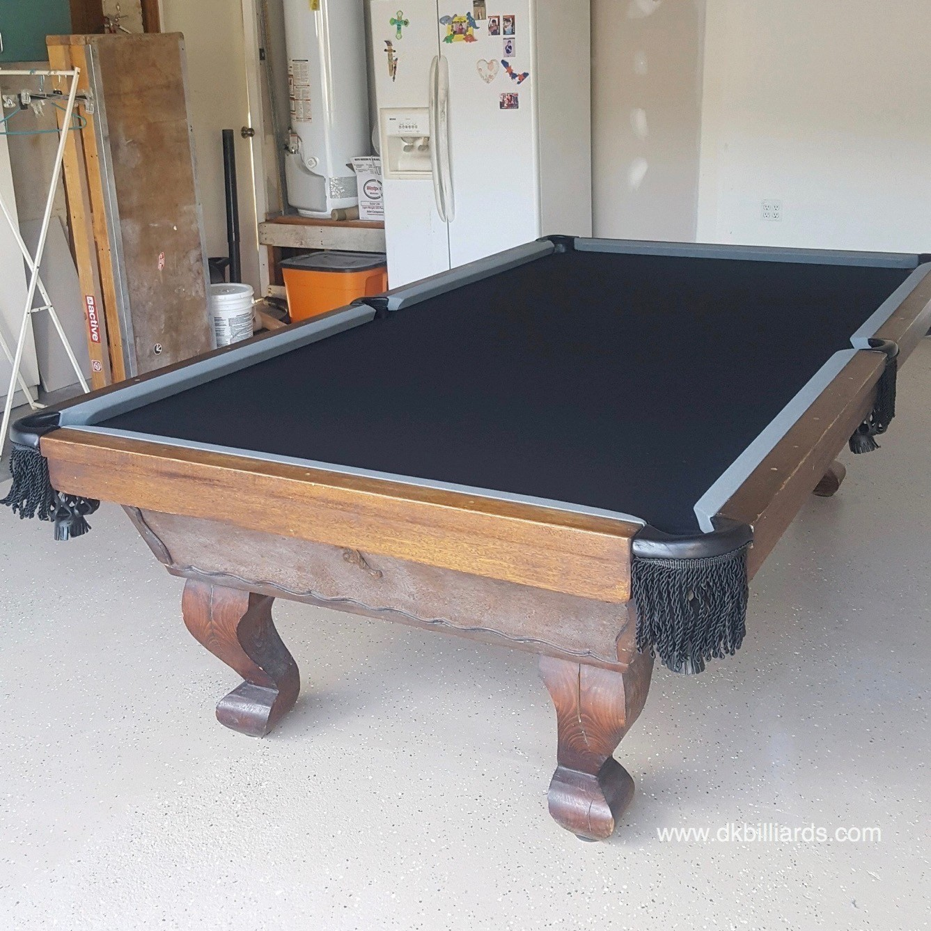 Before After Archives Pool Table Service Billiard Supply - Raiders pool table