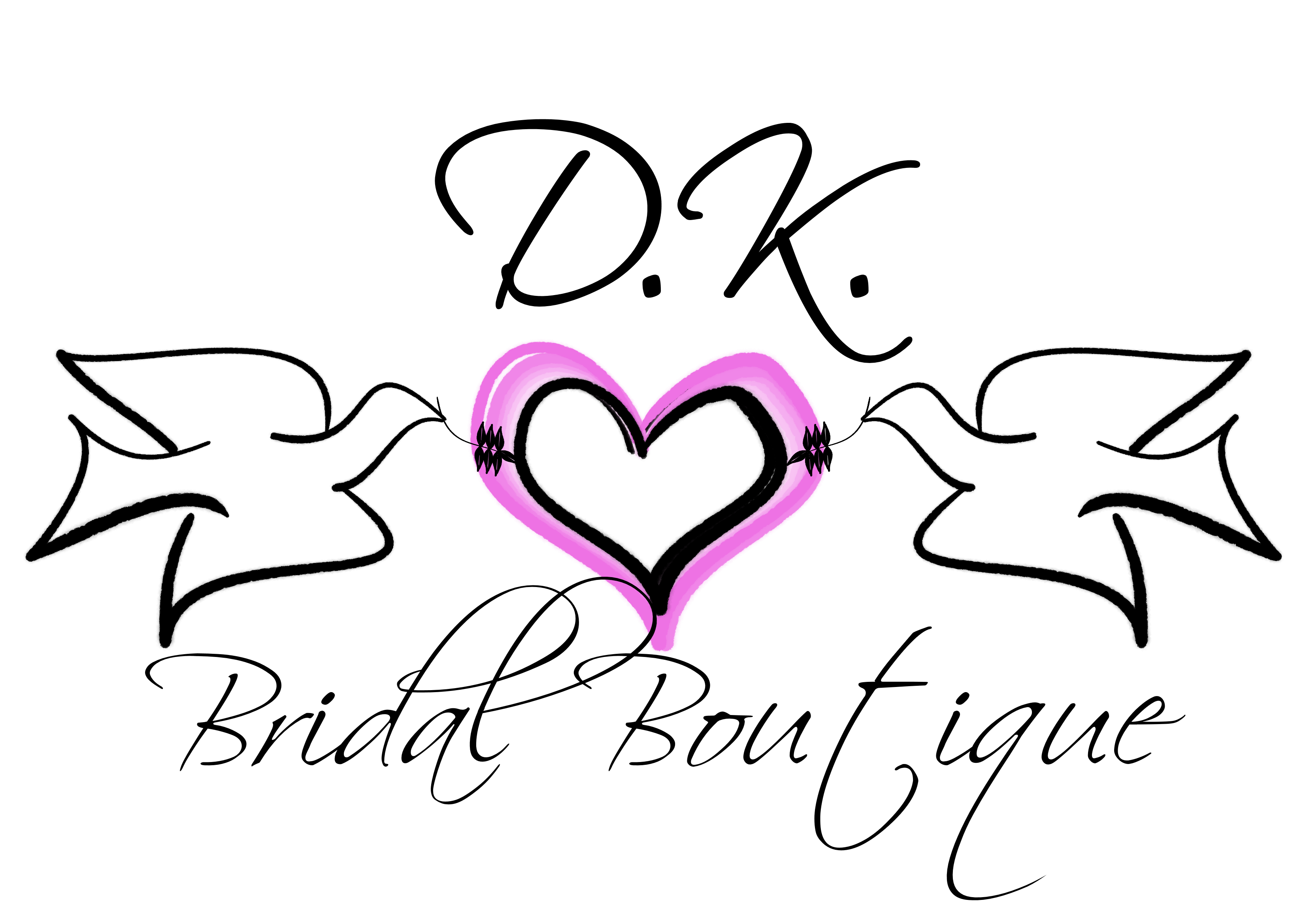 Based in Bloemfontein, Free State, D.K. Bridal Boutique is