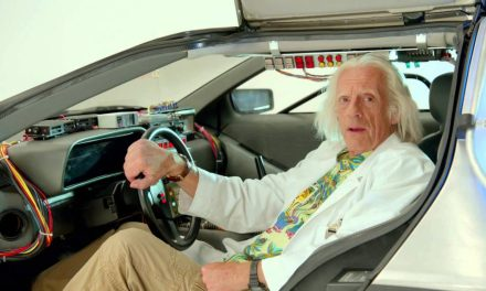 The Future Is Now! – 10/21/15 – A Special Message From Doc Brown