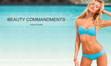 BEAUTY COMMANDMENTS