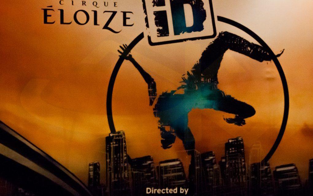 'iD' by Cirque Eloize