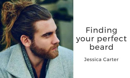 Finding your perfect beard