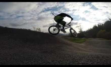 Stupid BMX Pumptrack Fail