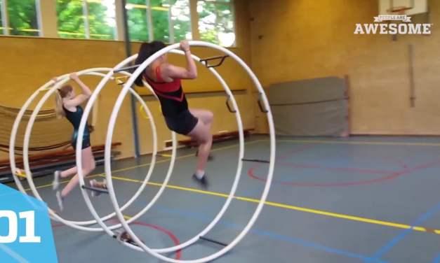 Amazing Rhönrad Wheel Gymnastics | Top 25 of 2017