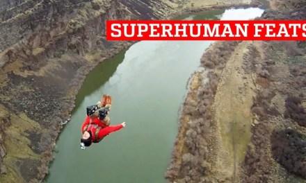 Outstanding Superhuman Feats