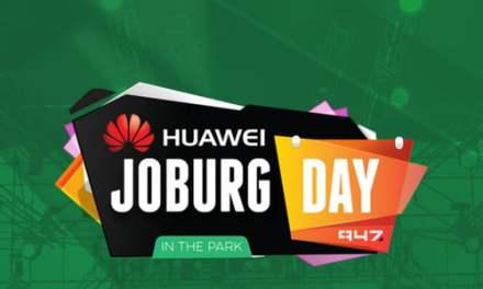 HUAWEI JOBURG DAY 5th MAY