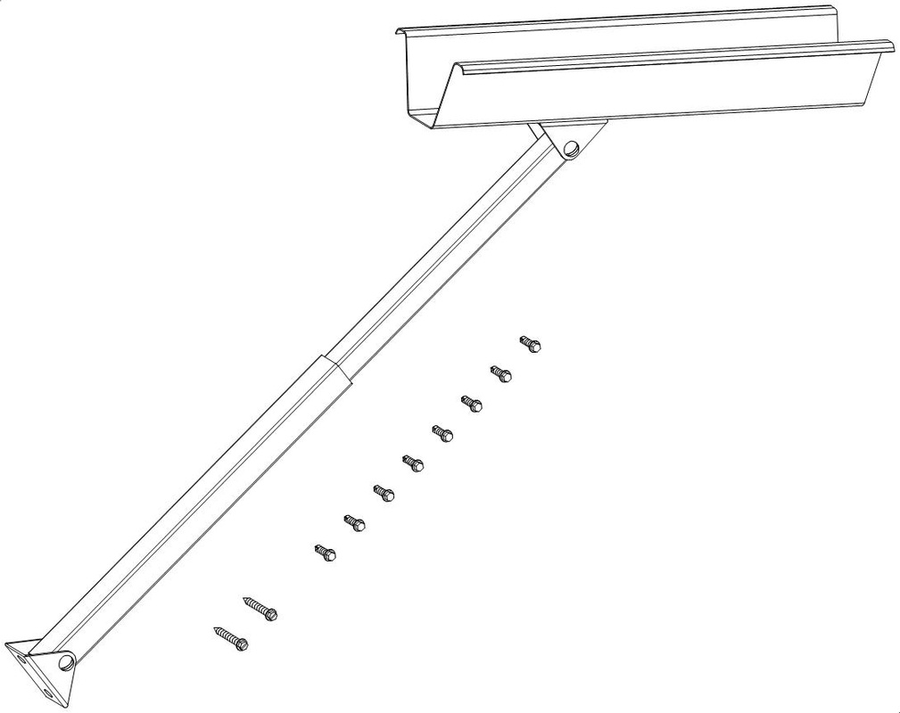 awning parts d k home products