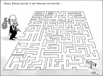 David Levine's Economic and Game Theory Page