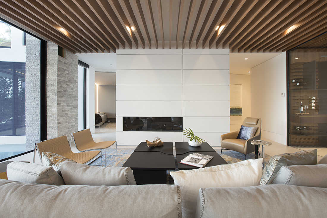 Contemporary Waterfront Elegance  Residential Interior Design From DKOR Interiors