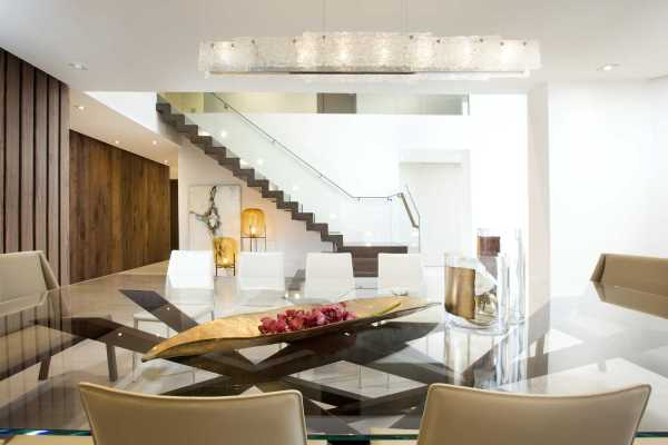 Contemporary Twilight - Residential Interior Design