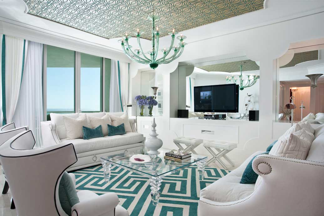 DKORs Hollywood Regency Project On Marie Claire Mxico