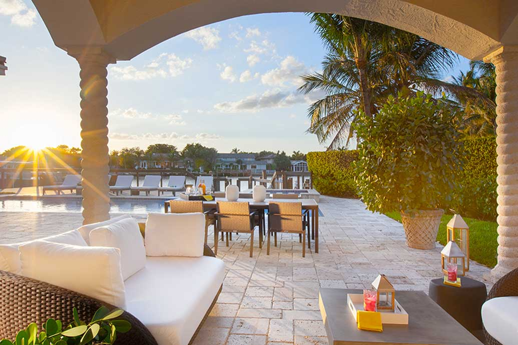 Outdoor Living Space Design Ideas From Dkor Interiors