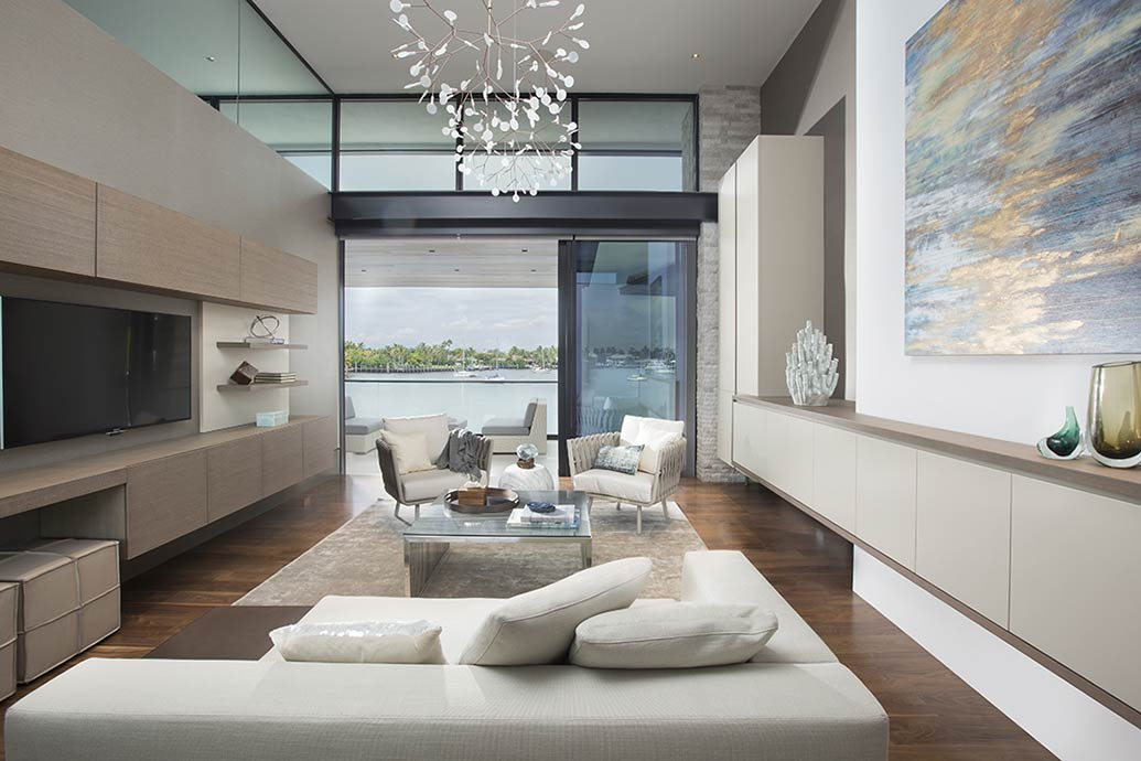 Collaboration in a HighEnd Interior Design Project