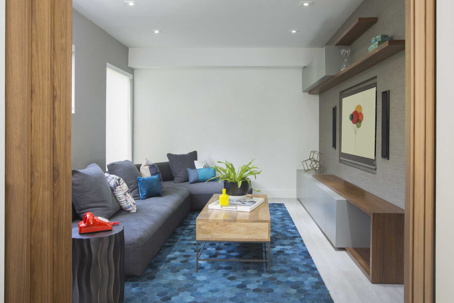 Decorating a room offers the chance to put your individual style on display and make a space unique. Media Room Ideas - Residential Interior Design from DKOR ...