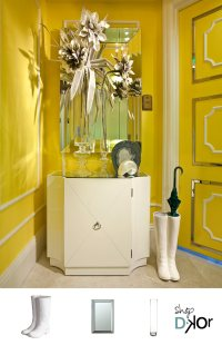 Shop The Look - Hollywood Regency Style by DKOR Interiors