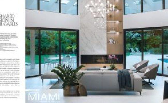 Design Inspiration For A Contemporary Coral Gables Oasis