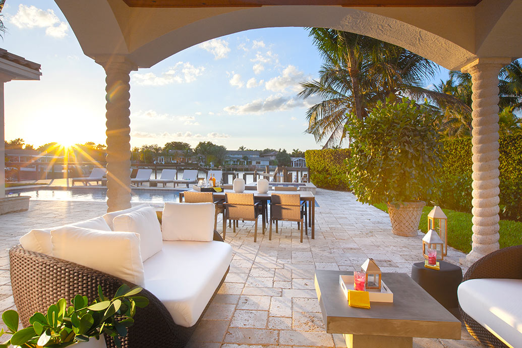 decorating your outdoor living spaces