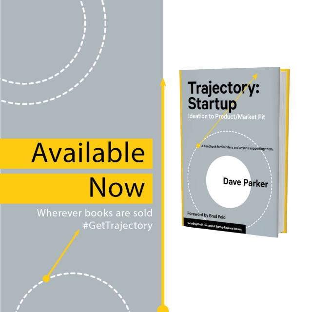 The Trajectory Series - Startup