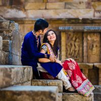 Amisha + Dishant - Pre Wedding - Ahmedabad