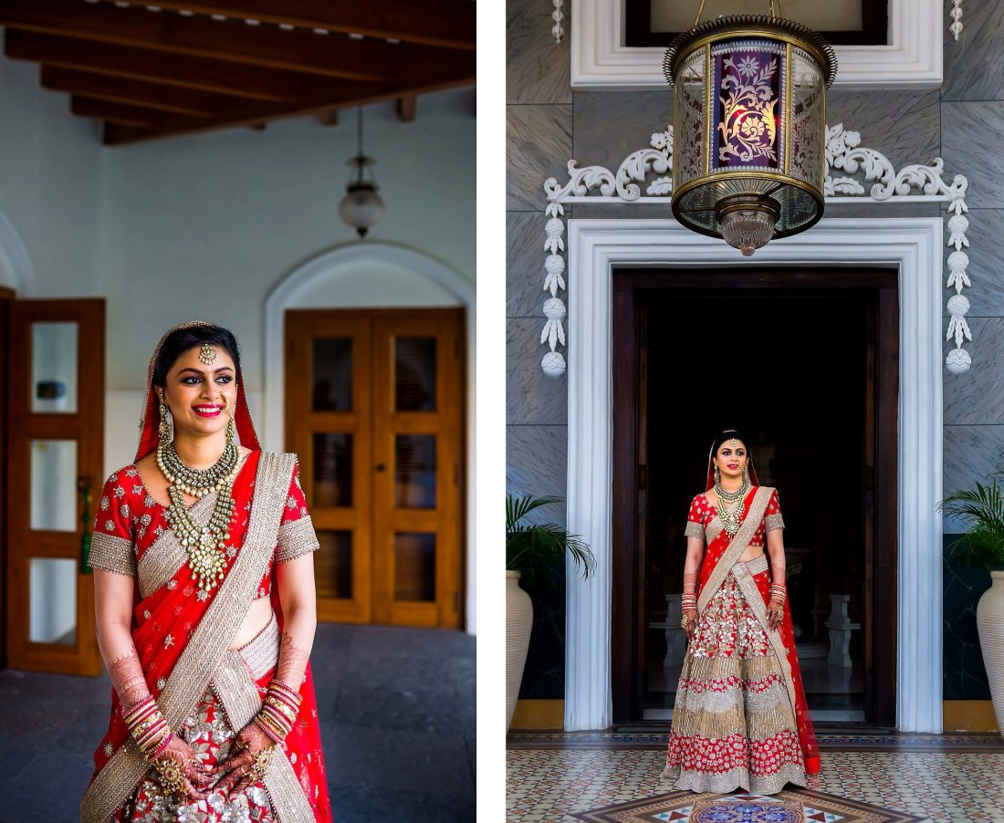 Taj Falaknuma Wedding Photographers