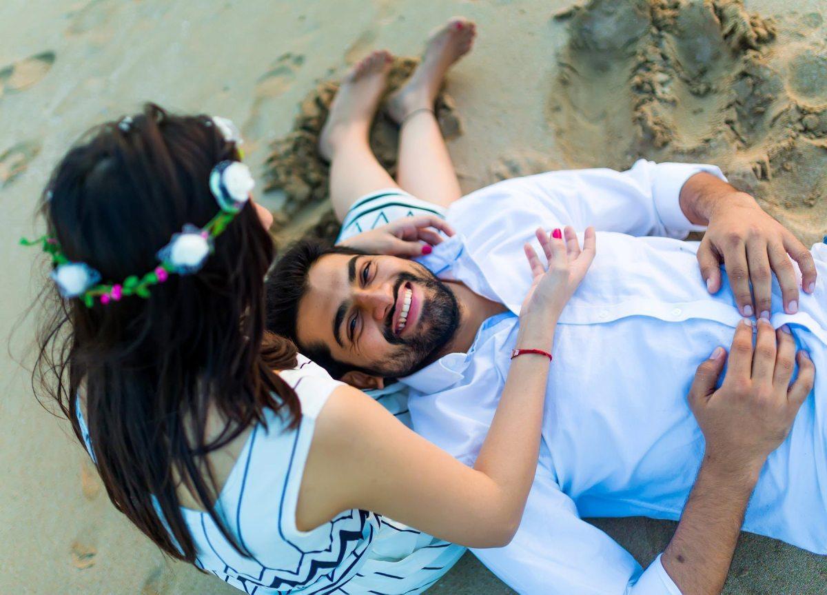 Vidhi + Tarang - Beach Pre Wedding