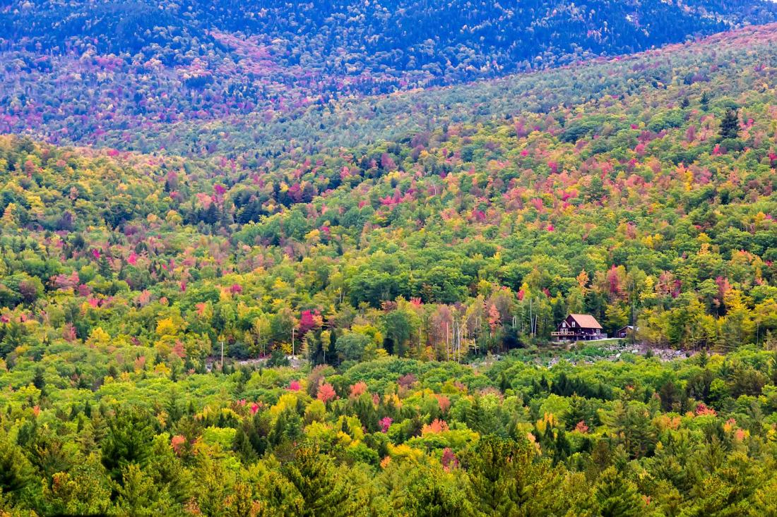 new england one week fall foliage tour