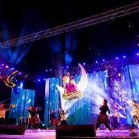 Aakash & Nipa's Stunning Sangeet at Gulmohar Greens, Ahmedabad
