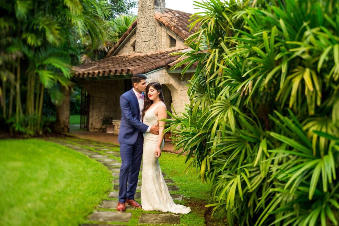 Cooper Estate Luxury Miami Wedding Photographers