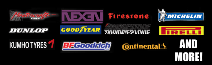 when you are looking to buy new tires you may buy brands you already know