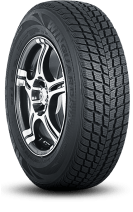 The Winguard is a snow tire made by Nexen