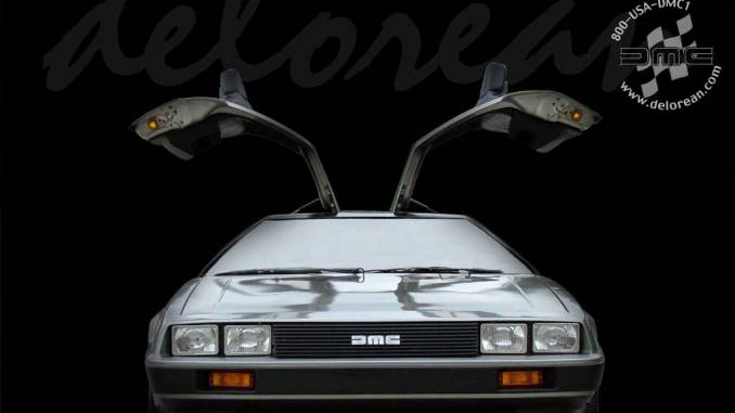 Deloreans available in 2017