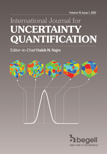 International Journal for Uncertainty Quantification - Begell House Digital Library