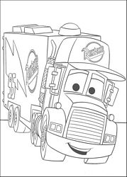 Disney Cars Lightning Mcqueen Coloring Pages Disney Cars