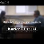 Reżyser Grzegorz Braun o filmach i polityce