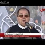 """""""Po Panu Bogu najbardziej kocham Polskę!"""" – o. Tadeusz Rydzyka CSsR"""