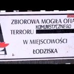 Ekshumacje ofiar zbrodni komunistycznych w Łodziskach