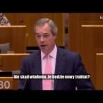 Nigel Farage: Sezon referendów, czyli fikcyjny deal Camerona