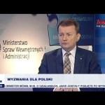 Wyzwania dla Polski